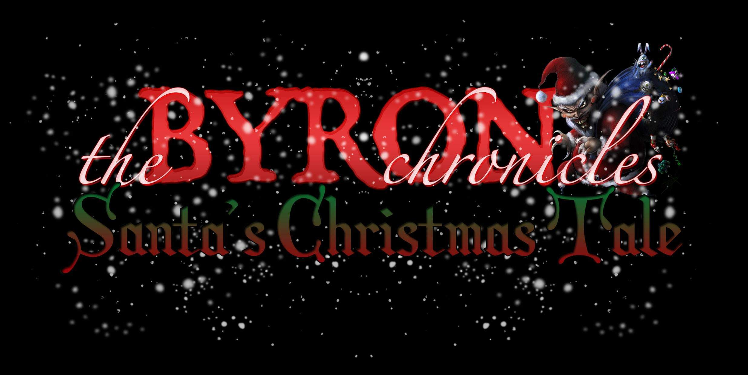 The Byron Chronicles | Eric Busby Presents